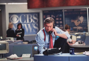 Dan Rather (2000) Shown: anchor of The CBS News with Dan Rather